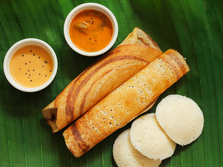 Why Dosa & Idli are Considered Health Foods by Ayurveda