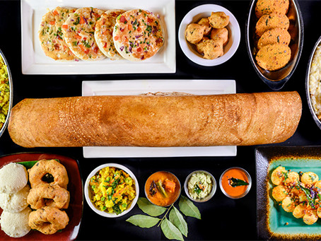 Why do all Indians love South Indian Dishes?