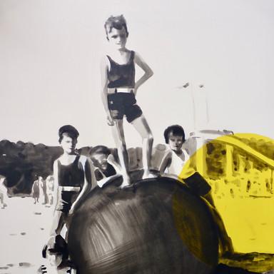 Les gosses de la plage