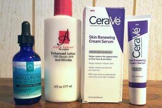 Skincare under $45