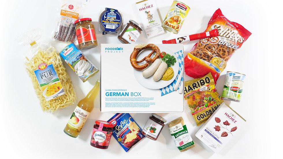 GERMAN BOX L SIZE