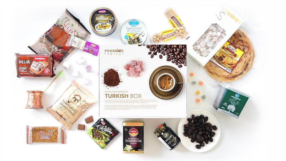 TURKISH BOX L SIZE
