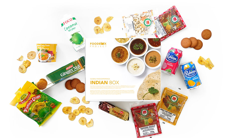 INDIAN BOX L SIZE