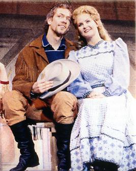 Adam in SEVEN BRIDES FOR SEVEN BROS