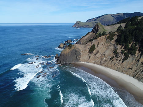 Oregon Coast - Ken's Drone Service