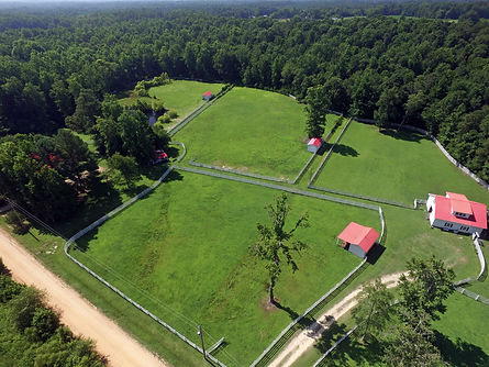 Drone Aerial Photo Farm