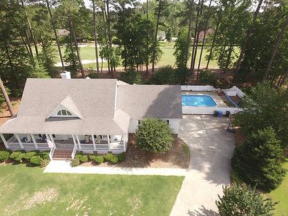 Drone Aerial Photo Clayton