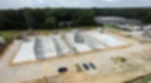 AerialPhoto construction progress
