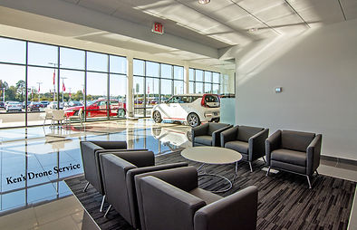 Kens Drone Service - commercial interior photo