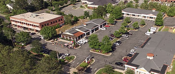 aerial images photos clayton raleigh
