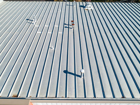 Ken's Drone Service drone aerial roof inspection