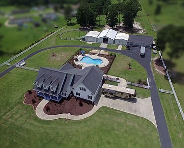 Drone Aerial Photo editing