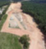Aerial Photo Land Development