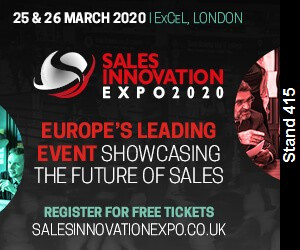 PGN.global will be attending this year's Sales Innovation Expo - Europe's leading sales event