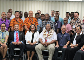 South Pacific region addresses maritime vectors for invasive aquatic species