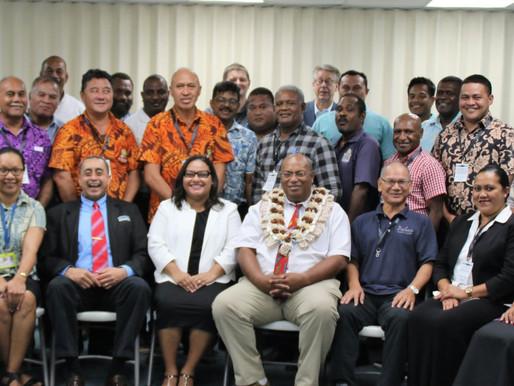 South Pacific region addresses maritime vectors for invasive aquatic species