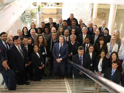 Global Project Task Force meets in London