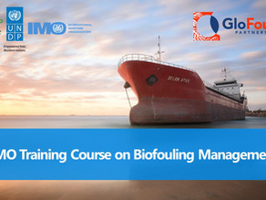 GloFouling and the Philippines collaborate in the first training course on biofouling management