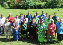 Focus on invasive species in the South Pacific