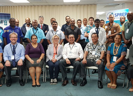 Fiji and Tonga take the lead in the GloFouling Partnerships