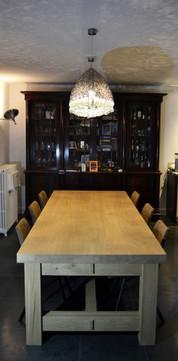Eetkamer tafel