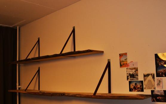 hangende planken