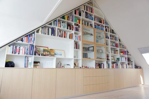 boeken kast