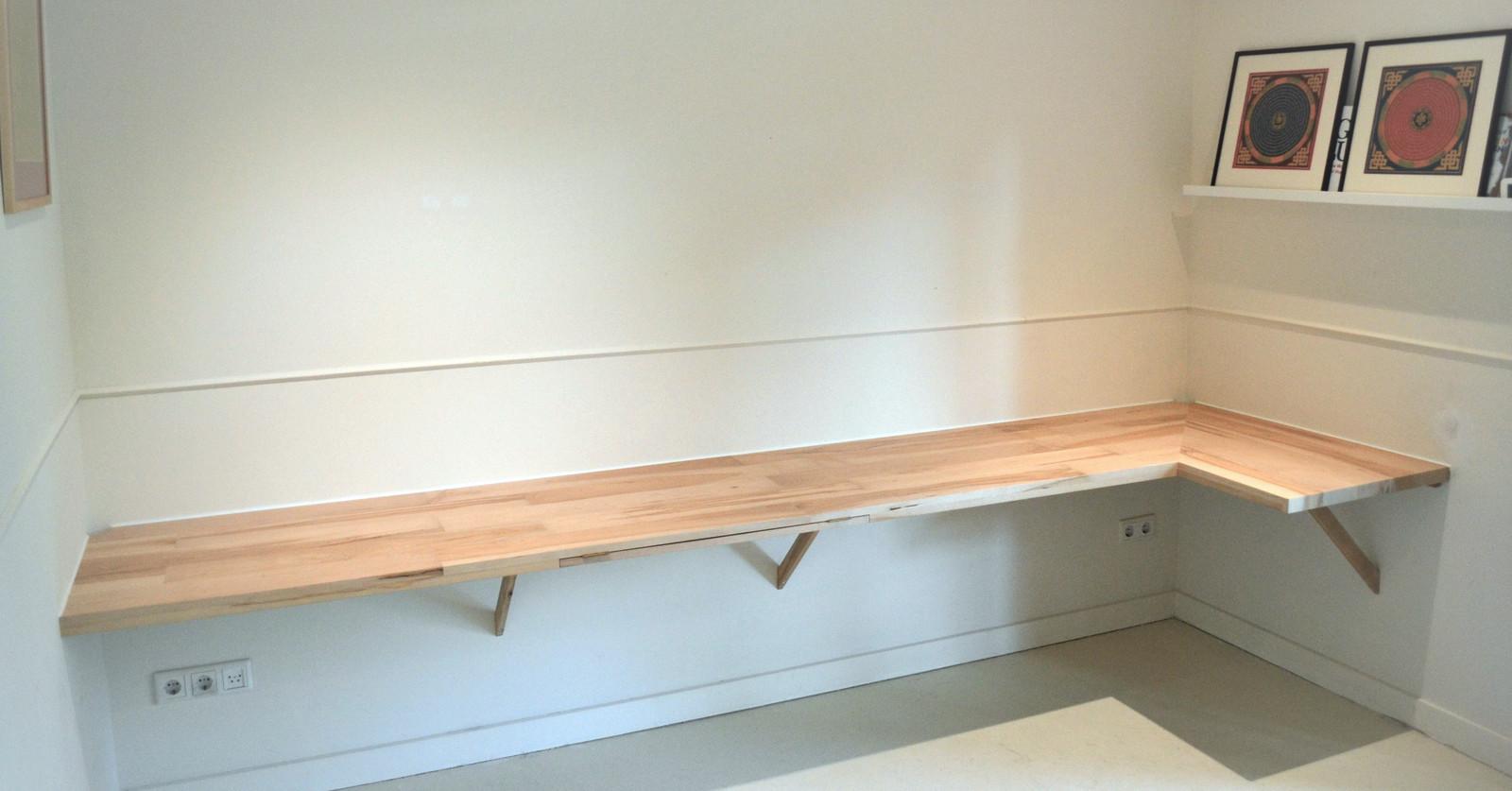 Bureau meubelmakerij lennart haarlem http: wieislennart.nl