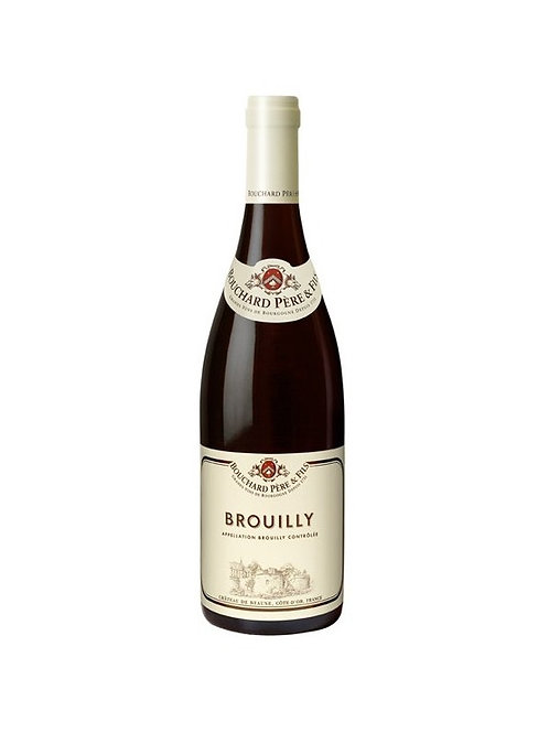BROUILLY ROUGE