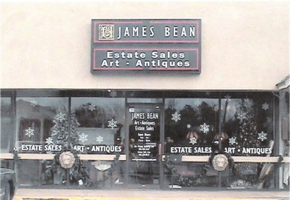 James Bean Antiques Store in 1998