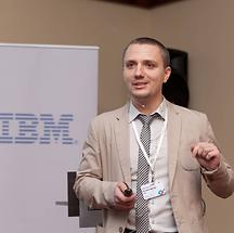 Mikhail Korotko - IBM - Senior IT Archit