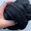 Thumbnail: Blue Faced Leicester  Lightening White or Raven Black wool tops or roving