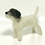 "Thumbnail: Jack Russell dog needle felting kit -  - ""oh so very challenging"" kit"