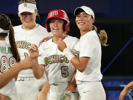 México pierde la medalla de bronce en el softball de Tokio 2020