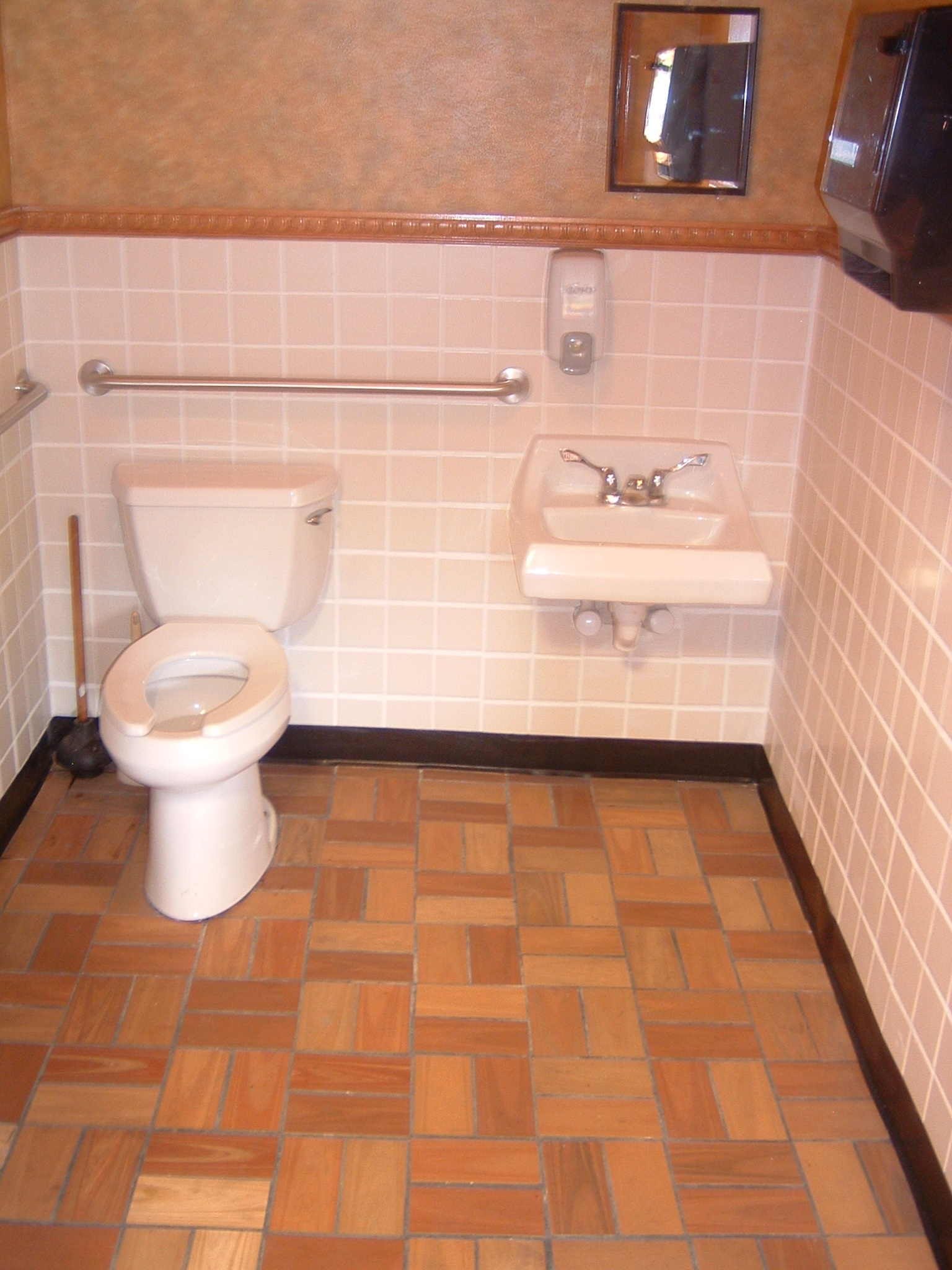 commercial bathroom rennovations