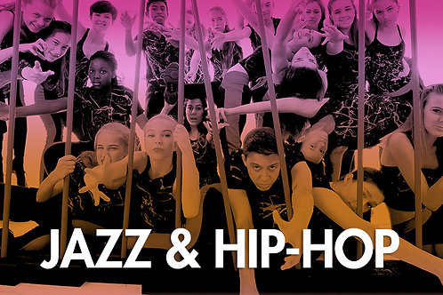 Jazz & Hip Hop Classes