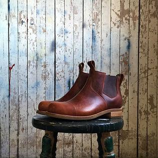 Bespoke Design, Chelsea Boots