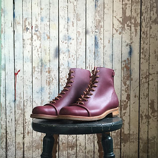 Made to Order, Rogue 7 Hole Ankle Boots