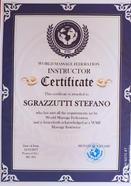 Certificat Mondial d'Enseignant de Massage