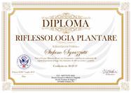 Diplôme de Réflexologie Plantaire