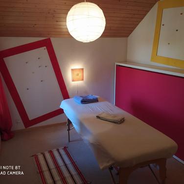 Studio de massage e de consultaion
