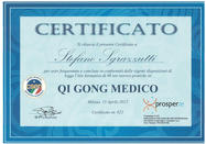 Certification Qi Gong Médical