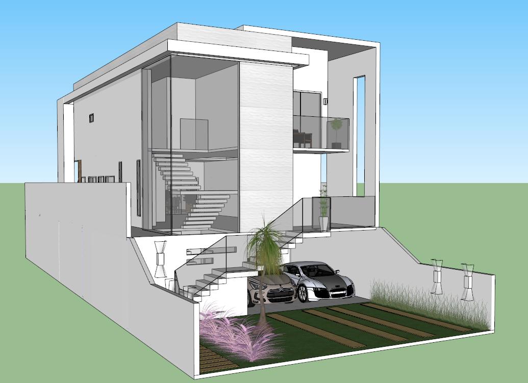arquitetura  Condomínio Aruã Brisas