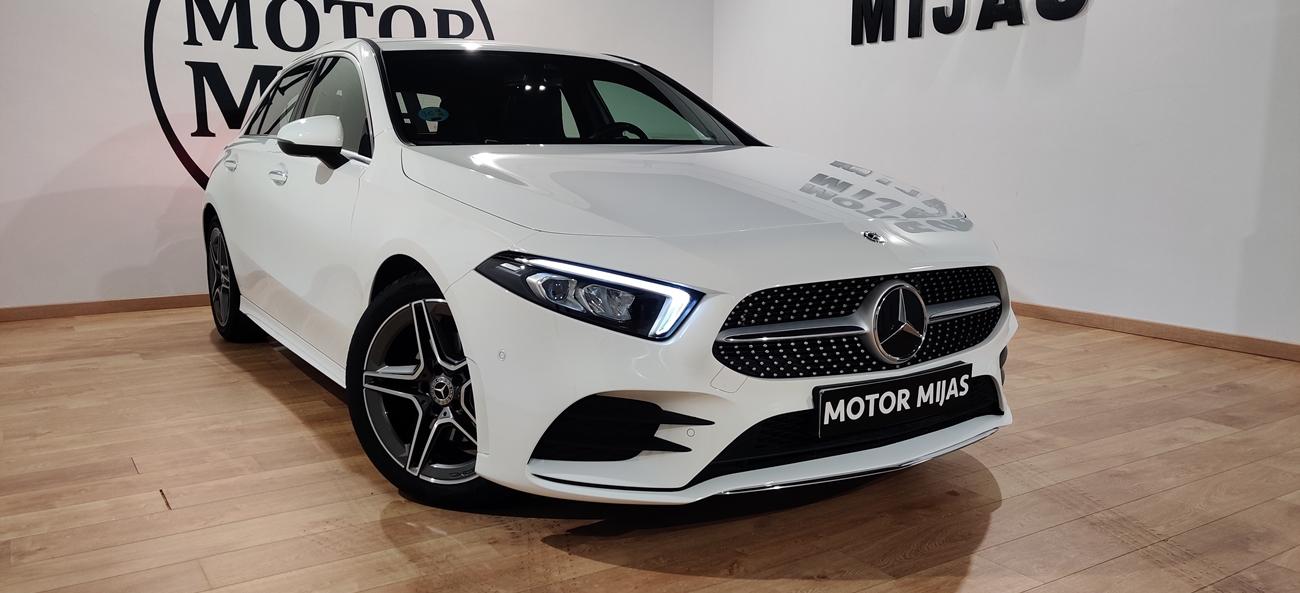 Nuevo Mercedes Benz Clase A AMG 1
