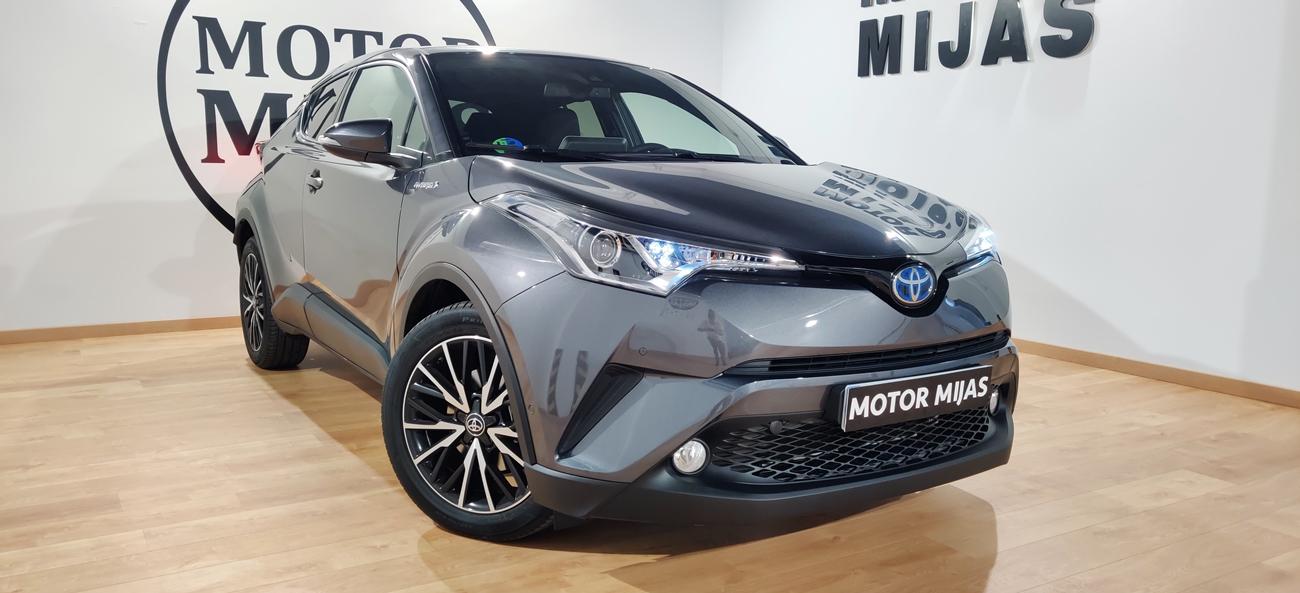 Toyota CHR 1