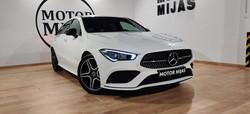 Mercedes Benz CLA Shooting Brake 1