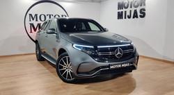 Mercedes Benz EQC 400 1
