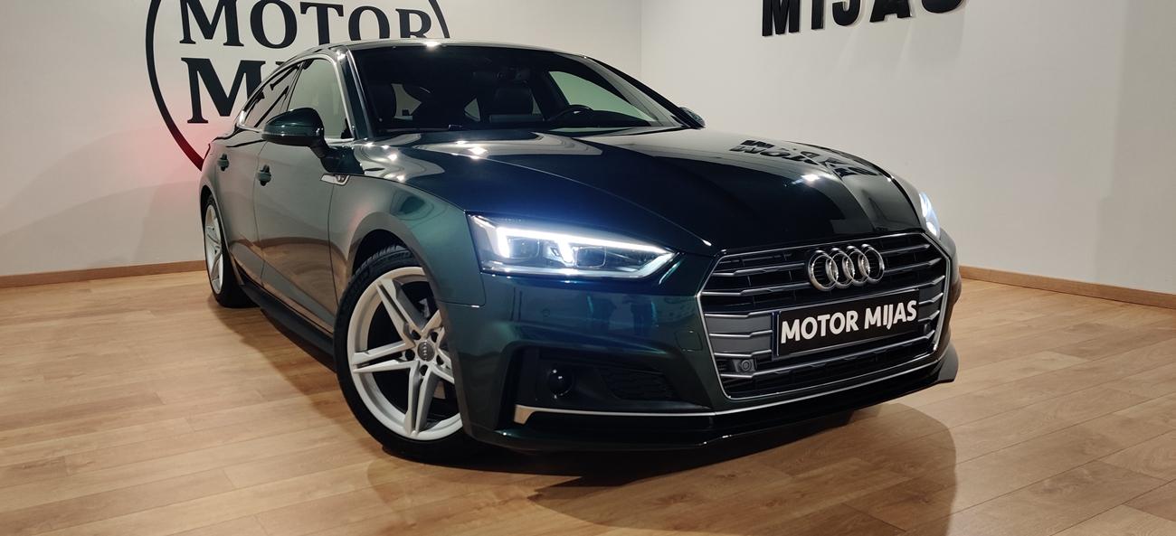 Audi A5 Sportback Sline 1