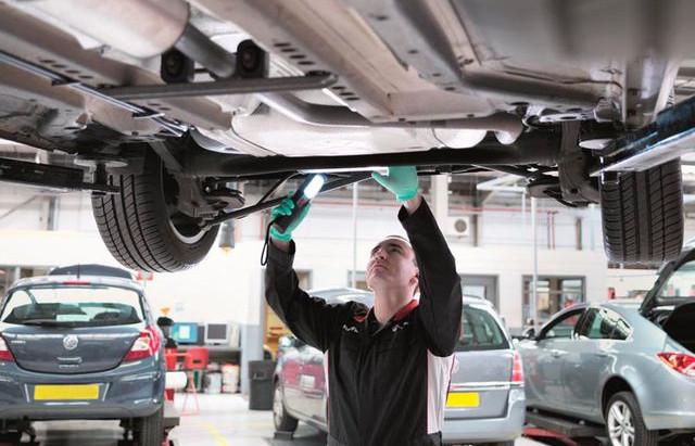 Las claves del mantenimiento del coche