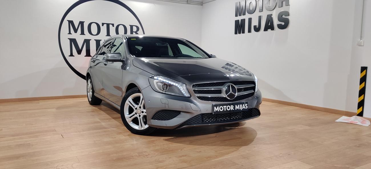 Mercedes Clase A 180d Urban 1